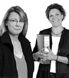 Anpsrechpartner: FrauKaminski und Frau Wagner