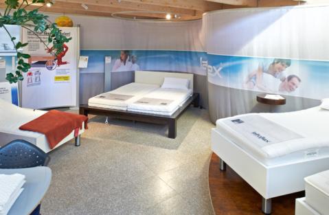 Der Lattoflex Showroom in Isernhagen