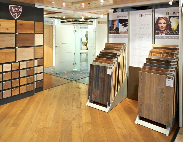 Hertog Parkett parkett studio helmrich innenausbau raumplanung
