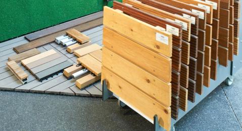 Unterbodensysteme für Ihre Terrasse oder den Garten